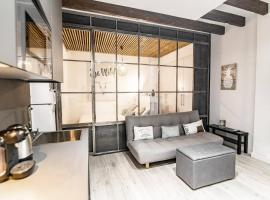 Hotel photo: Cozy and modern apartment for 4 in Madrid