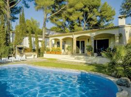 Hotel photo: es Mal Pas Villa Sleeps 6 Air Con
