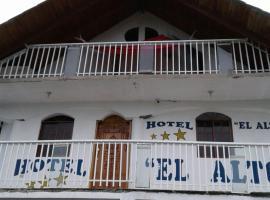 Hotel near Baní