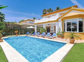Hotel photo: Sitio de Calahonda Villa Sleeps 6 Air Con WiFi