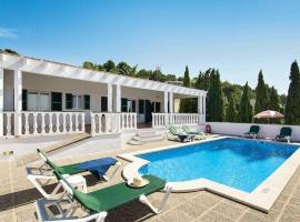 Hotel Photo: Torre Soli Nou Villa Sleeps 6 Air Con WiFi