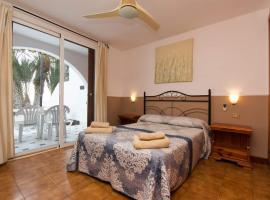 Hotel photo: Apartamento con 2 dormitorios las americas