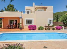 Hotel photo: Sant Joan de Labritja Villa Sleeps 6 Air Con WiFi