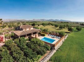 Hotel photo: es Barcares Villa Sleeps 10 Air Con WiFi