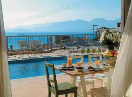 Hotel photo: Katsikia Villa Sleeps 6 Air Con WiFi