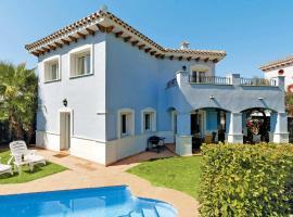 Zdjęcie hotelu: La Manga del Mar Menor Villa Sleeps 8 Air Con WiFi