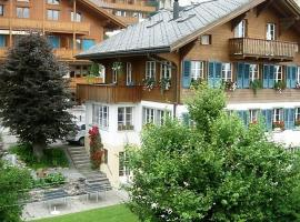 Hotel photo: Adelboden Apartment Sleeps 10 WiFi