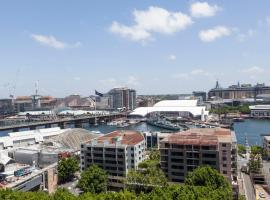 מלון צילום: Sydney Exec Apart Darling Harbour Views