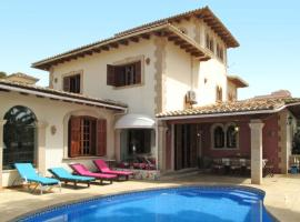 Hotel photo: Cala Ratjada Villa Sleeps 11 Pool Air Con WiFi