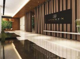 Hotel photo: ANGGUN RESIDENCE KUALA LUMPUR