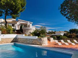 Hotel foto: Benalmadena Villa Sleeps 6 Pool Air Con