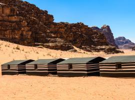 Hotel photo: Wadi Rum Azzabi life Camp & Jeep Tours