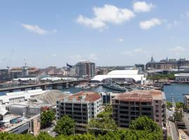 Hotel photo: Sydney Exec Apartment w/Darling Harbour Car Park