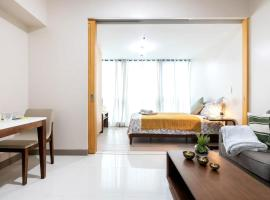 Hotel photo: ♥Stunning 1BR Apt in BGC w/Wifi♥