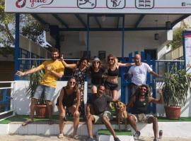Hotel photo: Sinai Gate adventure hostel