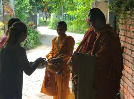 Hotel photo: Vacation experience as Cambodia local