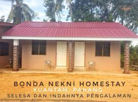 Hotel Photo: Nekni Homestay Kuantan