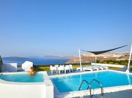 מלון צילום: Santorini Princess Presidential Suites