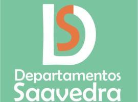 Hotel photo: DEPARTAMENTOS SAAVEDRA DTO 3
