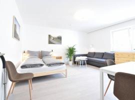 Hotelfotos: Geräumige, moderne 1-Zimmer Wohnung +Parkplatz