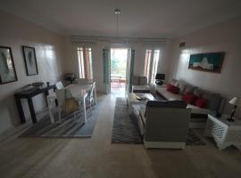 Hotel photo: Résidence 3 Palmiers Avenue Al Adarissa, l'hivernage
