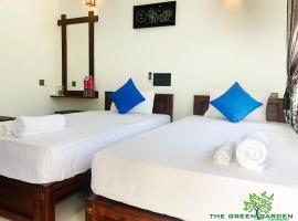 Hotel photo: The Green Garden