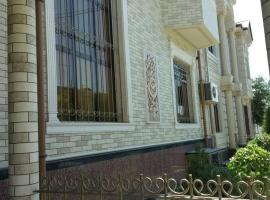 Hotel near Tashkent