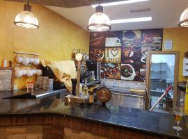 酒店照片: Hostal Restaurante El Abuelo