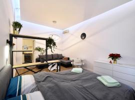 Hotel photo: New and Modern Studio Apartment King M