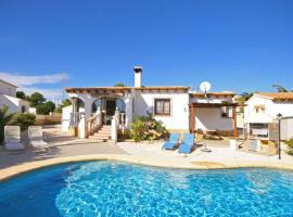 Hotel photo: Casas de Torrat Villa Sleeps 4 Pool