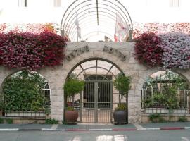 Hotel near Izrael