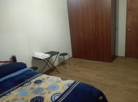 מלון צילום: Cuarto cerca del Aeropuerto Toluca1