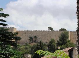 Hotel near Jerusalem