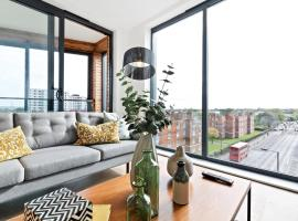 Hotel photo: Sophisticated 2 Bed apt w/Balcony in Wimbledon