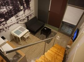 Hotel photo: Loft appartment in center of Trikala