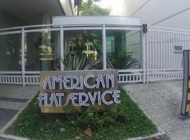 صور الفندق: Flat, 2 qtos e serviços