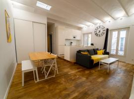 Hotel Foto: Large and modern flat in the heart of Nice