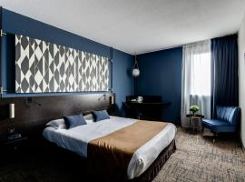 A picture of the hotel: Brit Hotel Du Stade Rennes Ouest