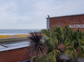 Hotel fotoğraf: depto mar del plata 2 amb espacioso