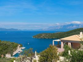 Hotel Photo: Spartokhorion Villa Sleeps 6 Pool Air Con
