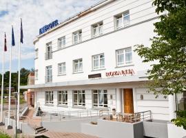 Hotel near Rzeżyca