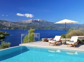 Hotel Photo: Ithaki Villa Sleeps 6 Pool Air Con WiFi