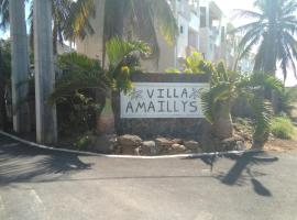 Hotel photo: Villa Amaillys