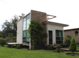 รูปภาพของโรงแรม: Cabañas Kalli Nantli