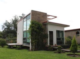 מלון צילום: Cabañas Kalli Nantli