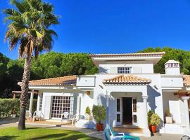 Hotel photo: Almancil Villa Sleeps 6 Pool Air Con WiFi T607845