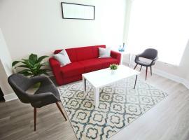 Hotel fotografie: DTLA Grand Suites