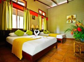 Hotel photo: Pachira Lodge