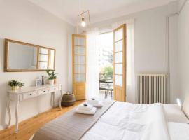 Hotel Photo: Adorable apartment up to 4ppl in City center