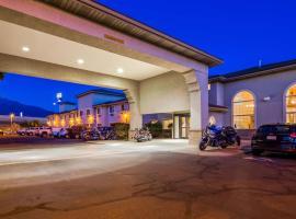 Hotel photo: Best Western Timpanogos Inn